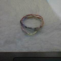 Wrapped Chain Bracelet