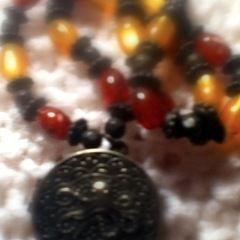 Davy Jone's Locket Necklace