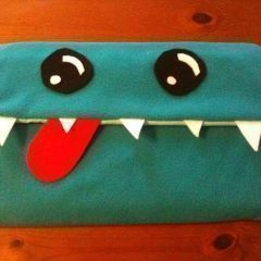 Monster Netbook Case