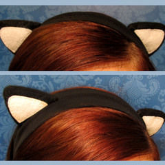 From Headband To Cat Ears