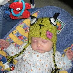 Gir Earflap Hat