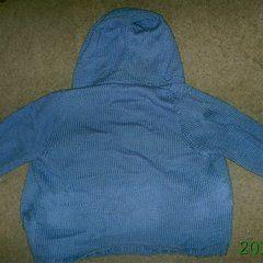 Knitted Hoodie