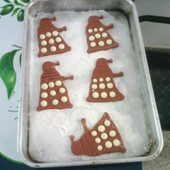 Cookie Cutter And Cookies Dalek Drwho