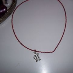 Santa Clause Necklace