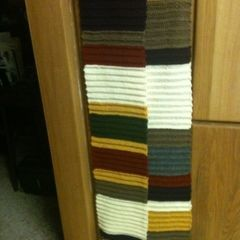 Dr. Who Scarf