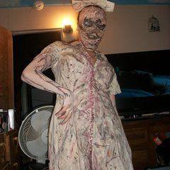 Silent Hill Nurses' Costume