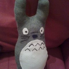 Sock Totoro