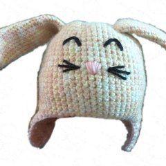 Kawaii Baby Bunny Hat