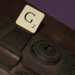 Scrabble Ring!!