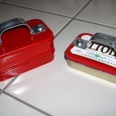 Mini Toolbox From Altoids Tin