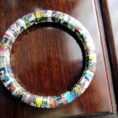 Red Bull Bangle Bracelet