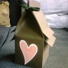 Birdhouse Gift Box