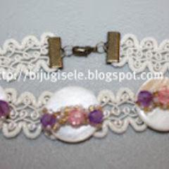 Choker Lace Necklace