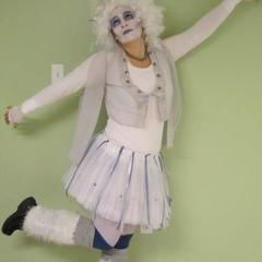 Winter Fairy Costume