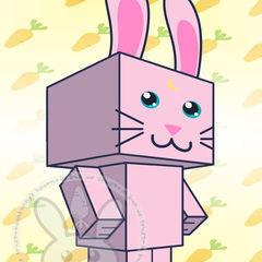 Luna Bunny Cubee