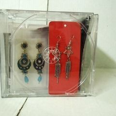 Cd Jewel Box Earring/Jewellery Display
