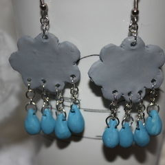 Summer Rain Earrings