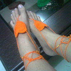 My Barefoot Crochet