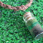 Enchanted Forest Soil Sample Necklace