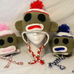 Sock Monkeys!