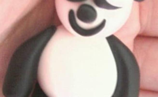 Fimo Panda