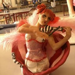 Emilie Autumn   Sculpture
