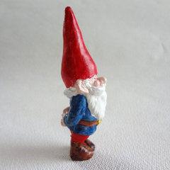 3 Dimensional Gnome Figurine