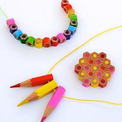 Pencil Crayon Jewelry