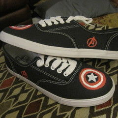 Captain America, Avengers Shoes