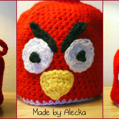 Red Bird Hat
