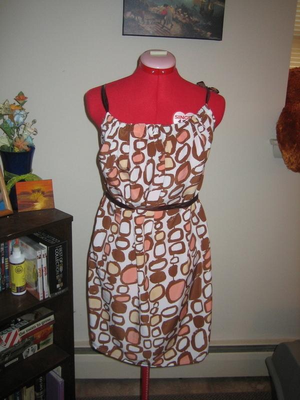 Платье Le Sac