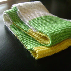 Lemon Lime Scarf
