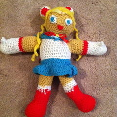 Sailor Moon Amigurumi