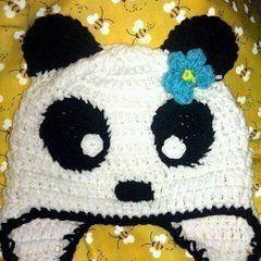 Panda Hat