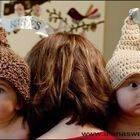 Hugs And Kisses Crochet Hat