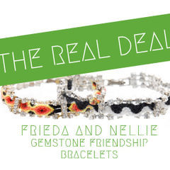 Frieda And Nellie Friendship Ring