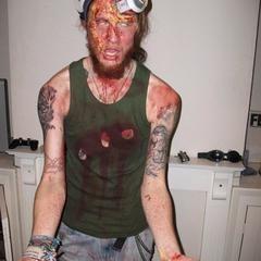 Hilly Billy Zombie