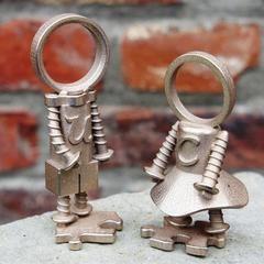 »You & Me« Bronze Statuettes