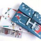 Hermès Paper Clutch