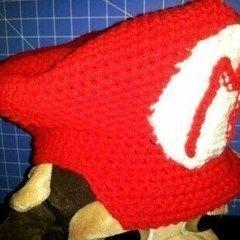 Mario Crochet Hat