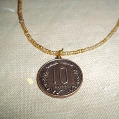 10 Francs Necklace