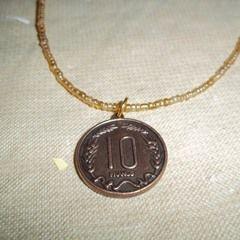 10 Francs Necklace