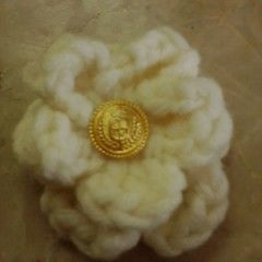 Crochet Brooches