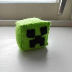 Minecraft Creeper Cube