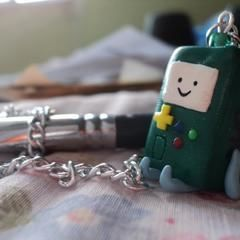 Bmo Necklace Adventure Time