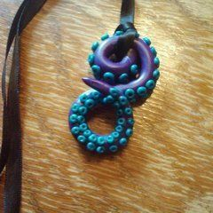Tentacle Necklace