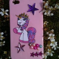 Unicorn Iphone 4s Cover