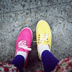 Unbalance Shoes