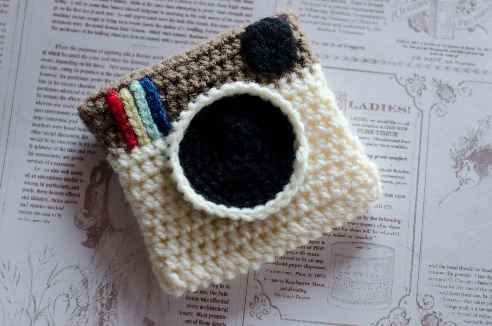 Crochet Instagram Purse 183 A Knit Or Crochet Pouch 183 Sewing