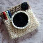 Crochet Instagram Purse